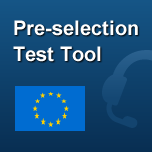 Pre-Selection Test Tool